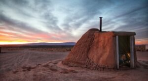 Stay In This Remote Navajo Hogan Near Arizona's Grand Canyon To Unplug And Recharge