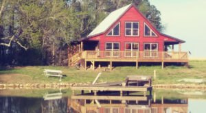 Soak In A Hot Tub Surrounded By Natural Beauty At These 5 Cabins In Alabama