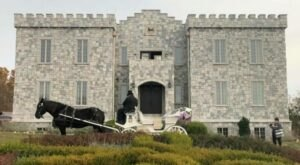 Clayshire Castle Is A Stunning Indiana Castle Where Your Fairy-Tale Dreams Can Come True