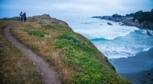 You Can Take A Guided Hike Through The Sea Rocks At Stornetta National Monument In Northern California