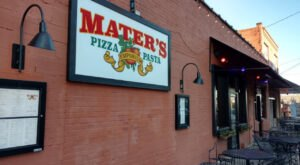 Home Of The 7-Pound Pizza, Mater's Pizza & Pasta Emporium In Alabama Shouldn't Be Passed Up
