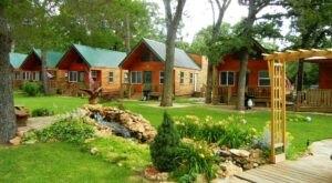 One Of The Best Weekend Getaways In Oklahoma Is At Lee's Grand Lake Resort