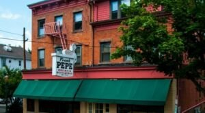 The Oldest Pizzeria In The Country, Connecticut's Frank Pepe's Pizzeria Has Been Serving Delicious Coal Fired Pizza Since 1925