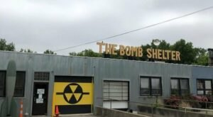 Discover A Treasure Trove Of Antiques At The Bomb Shelter In Ohio