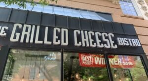 The Grilled Cheese Bistro In Virginia Is An Entire Restaurant Dedicated To The Best Cheesy Comfort Foods