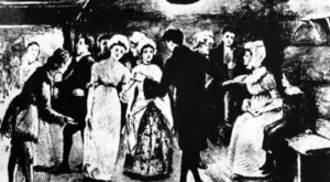 In 1797, The First Wedding Was Held In Cleveland… Before Ohio Was Even A State