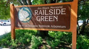 Enjoy One Of The Most Peaceful Walks In Nebraska At The State's Smallest Arboretum