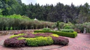 With Many Magnificent Gardens, Wickham Park In Connecticut Is A Nature Lover and Photographer's Dream