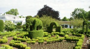 Rhode Island's Topiary Garden, Green Animals Topiary Gardens, Is A Work Of Art
