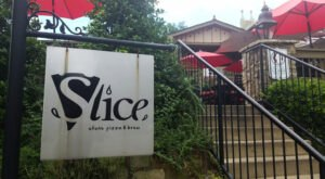 Alabama's Slice Pizza & Brew's Patio Is The Perfect Place To Visit On A Warm Day