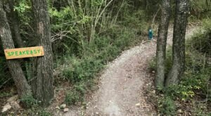 Escape To Speakeasy Loop At Marion Samson Park For A Beautiful Texas Nature Scene