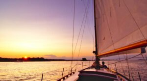 Cruise Through Narragansett Bay In A Sailing Yacht On This One-Of-A-Kind Rhode Island Tour
