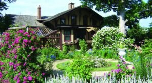 The Tinker Swiss Cottage And Gardens Are Truly Something To Marvel Over In Illinois