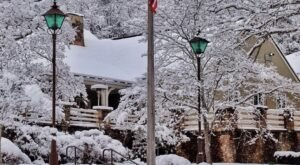This Mountain Lodge And Park In Kentucky Are Even More Beautiful In The Winter