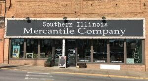 You'll Find Unique Gift Items And Artisan Ice Cream At The Southern Illinois Mercantile Company