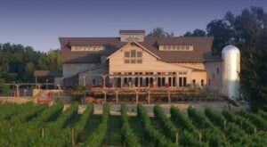 This Perfect New Jersey Vineyard Has Amazing Wine And Even Lets You Spend The Night