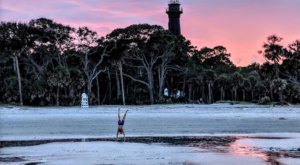 Hunting Island State Park Might Just Be The Most Haunted Park In South Carolina