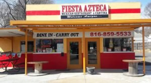 Fill Up On An Authentic Mexican Feast At Fiesta Azteca Restaurant & Cantina In Missouri