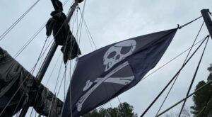 Sail Like A Pirate Aboard The Jolly Roger In Pittsburgh, A Brand New River Boat Tour