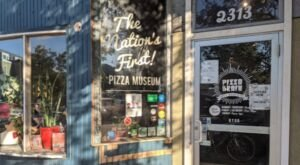 Pennsylvania Is Home To The World's First Pizza Museum, And It's Bucket-List-Worthy