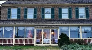 The Terrifying Tale Of Pennsylvania's Haunted Inn At Herr Ridge Will Give You Nightmares