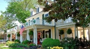 Located In A Historic Home, Mae's Vintage Kitchen In North Carolina Is A Must-Try