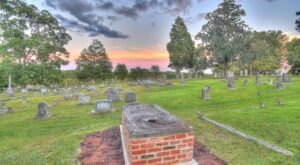 Most People Don't Know The Story Behind This Bizarre Tomb In Small Town Mississippi
