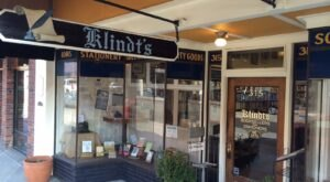 The Oldest Bookstore In Oregon, A Visit To Klindt's Is A Delightful Experience For Book Lovers