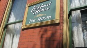 Take Tea At The Eckhart House, The Victorian Crown Jewel Of Wheeling, West Virginia