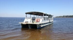 Take A Spectacular Tour Of The Coastal Georgia Waterways With Bull River Cruises