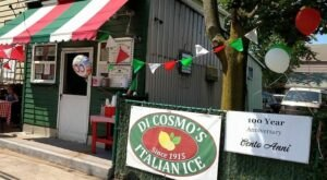 Locals Are Thrilled This Century-Old Iconic Italian Ice Shop Is Opening A Second New Jersey Location