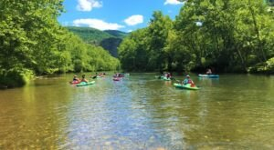 Paddle Down Virginia's Most Scenic River When You Book A Trip With Alleghany Outdoors