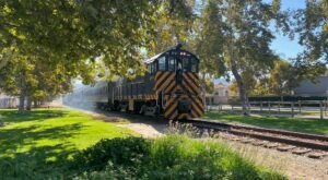 The Fillmore And Western Railway Vintage Train Ride Offers Some Of The Most Breathtaking Views In Southern California