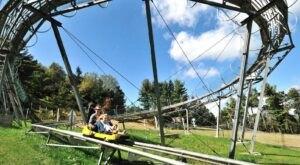 Ride Through Maryland On The Epic Wisp Mountain Coaster