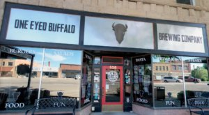 Hop On Over To One-Eyed Buffalo Brewing Company To Try Craft Beer Brewed In Wyoming