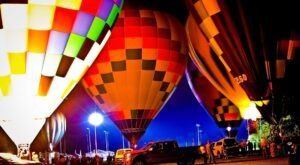 Hot Air Balloons Will Be Soaring At Arkansas' 25th Annual Celebration In The Sky