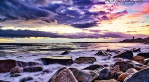 Brant Rock Beach In Massachusetts Is A Rough And Rocky Natural Scenic Escape