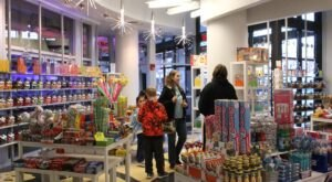 The Absolutely Whimsical Candy Store In Virginia, The Candy Store Roanoke Will Make You Feel Like A Kid Again