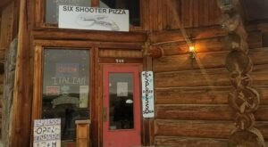 Enjoy Billiards, Carbs And Caffeine At Six Shooter Pizza In Montana
