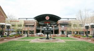 Spend A Delightful Day At Pullman Square, A Riverfront Shopping And Entertainment Center In West Virginia