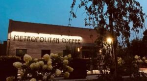 From The Tasty Treats To The Artistic Atmosphere, Metropolitan Coffee In Ohio Is Downright Whimsical