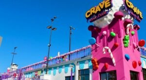 Crave Golf Club In Tennessee Is Home To Some Of The Most Elaborate And Eccentric Mini-Golf Courses In The Country