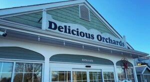 The Cider Slushies From Delicious Orchards In New Jersey Are Very Refreshing
