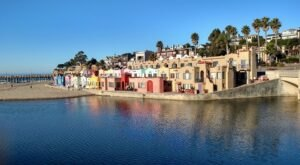 Have Yourself A Mediterranean-Style Getaway Here In Northern California At Capitola Venetian Hotel
