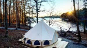 Georgia's New Glampground Getaway At Shady Grove Is Truly One-Of-A-Kind
