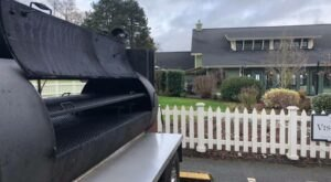 The Scrumptious BBQ At Bubba's Country Cue In Washington Will Make You Swear You're In The South