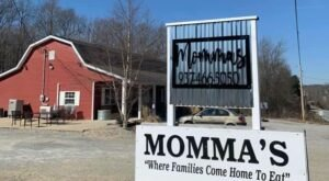 Everyone Is A Local When Dining At Momma's, A Rural Ohio Restaurant