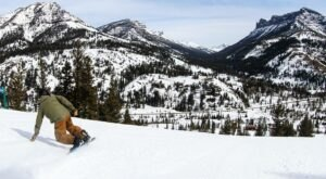 7 Best Places To Go For One More Spring Ski Trip In Wyoming
