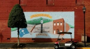Blacksburg Is A Small Town In South Carolina That Offers Plenty Of Peace And Quiet