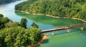 The Nantahala Gorge Train Excursion Offers Some Of The Most Breathtaking Views In North Carolina